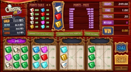 screenshot dice games 777casino