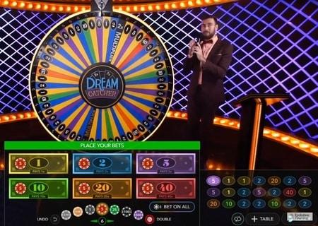 casino dream catcher youtube screenshot
