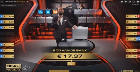live deal or no deal screenshot